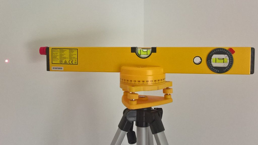 Niveau laser entrée de gamme