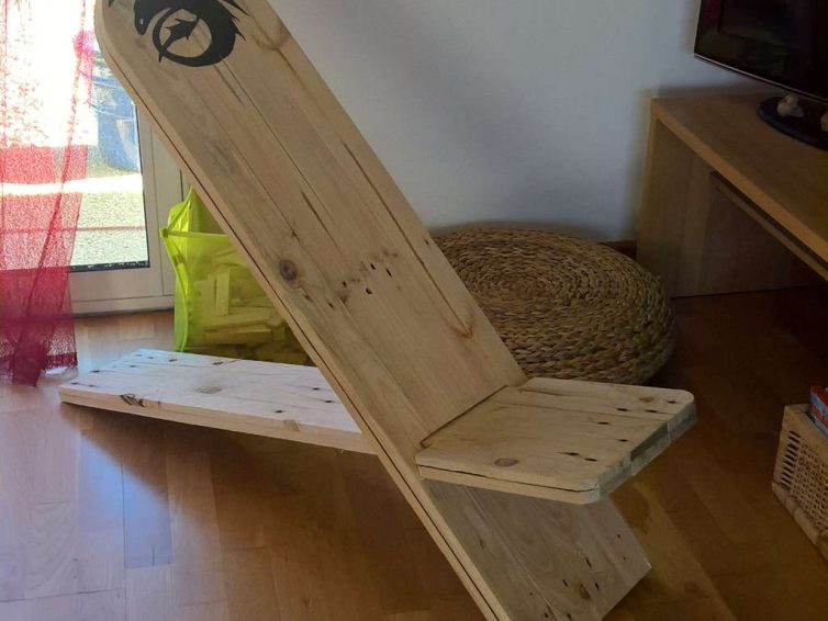 chaise viking