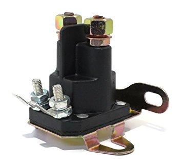 Solenoide relais tracteur tondeuse